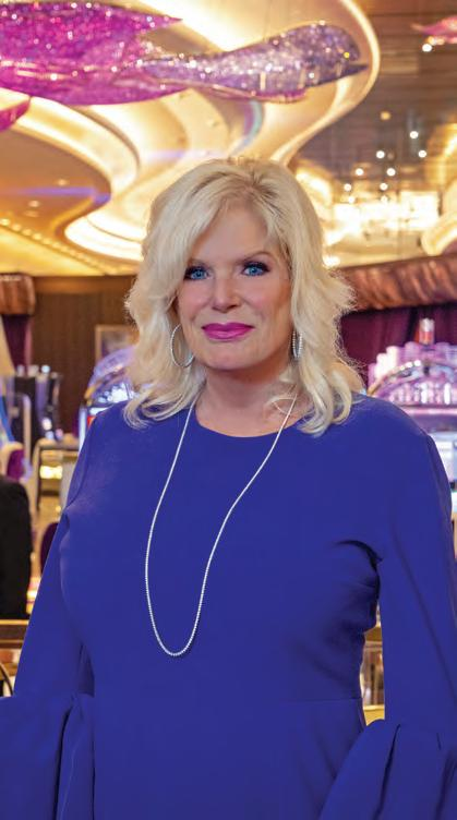 Page 20 of Humanitarian award is latest honor for Scarlet Pearl CEO LuAnn Pappas