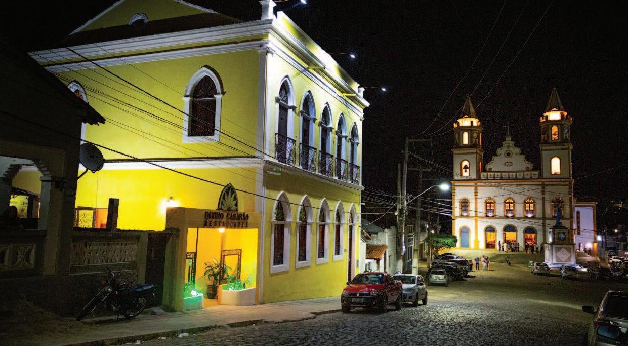 Page 40 of Divino Casarão é palco de história e de gastronomia em Bananeiras