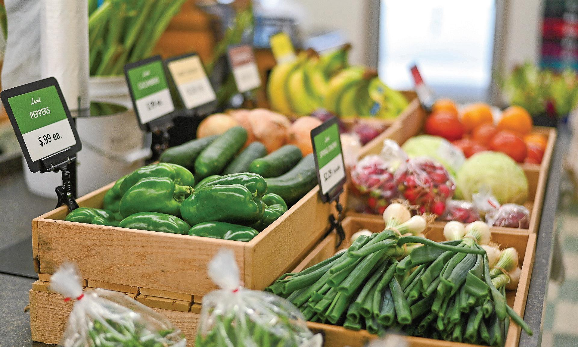 Page 12 of Finding fresh fruits, vegetables from area growers