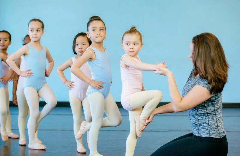 Page 22 of Indiana Ballet Conservatory Is Back at the Barre This Summer