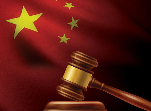 Page 26 of China's New PRC Biosecurity Law Key implications for international players