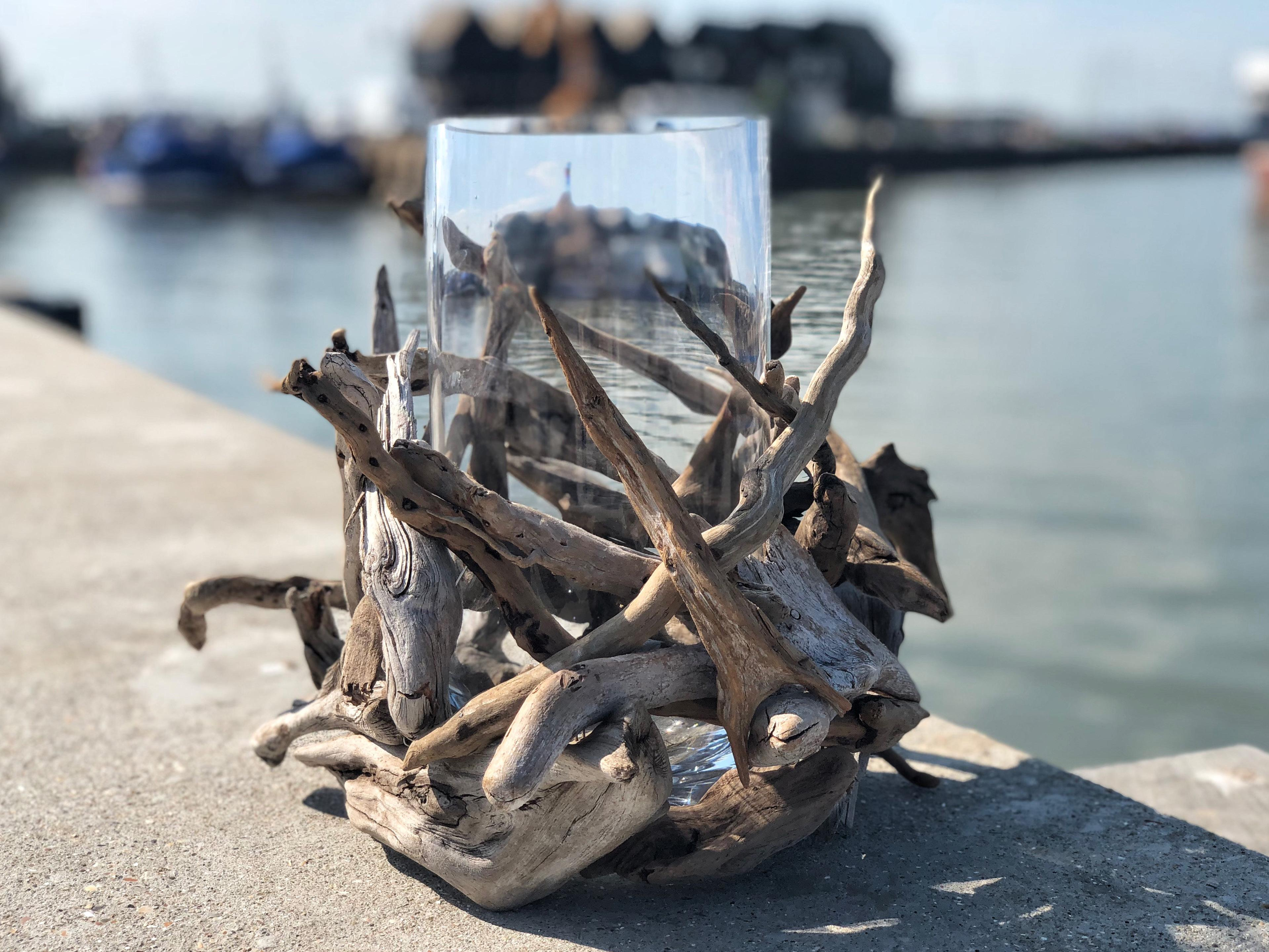 Page 38 of Meet the maker – Bess Browning speaks to the artist behind the harbour-dwelling Driftwood Shack