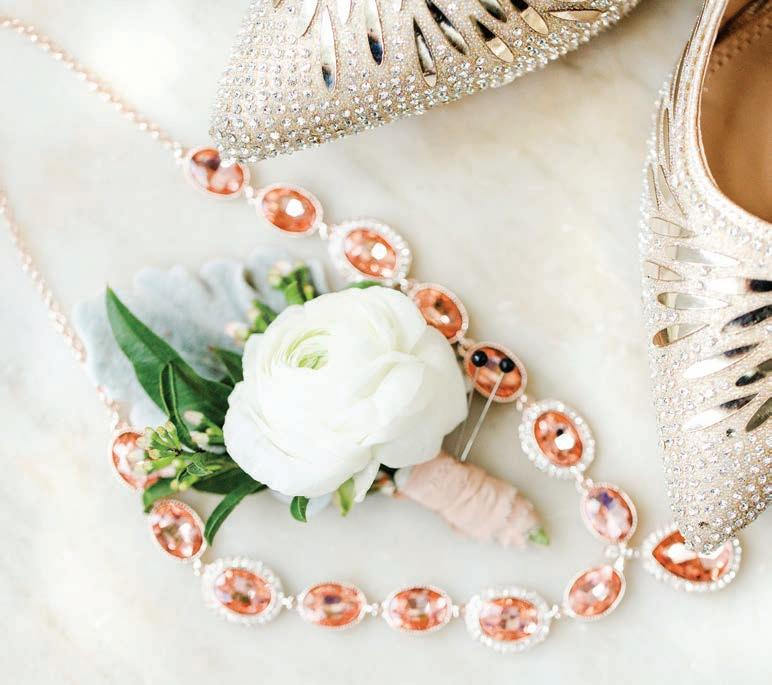 Page 9 of Three tips for choosing the perfect wedding jewelry