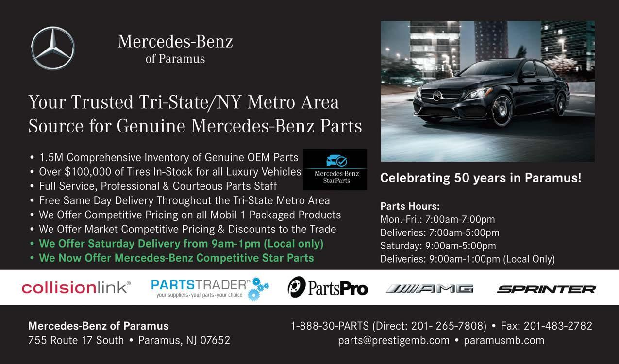Page 38 of Mercedes-Benz of Paramus����������������������������