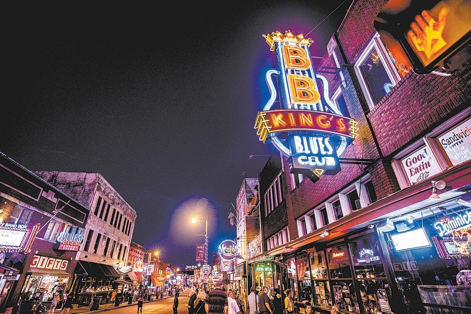 Page 18 of Travel Near Beale Street Beckons