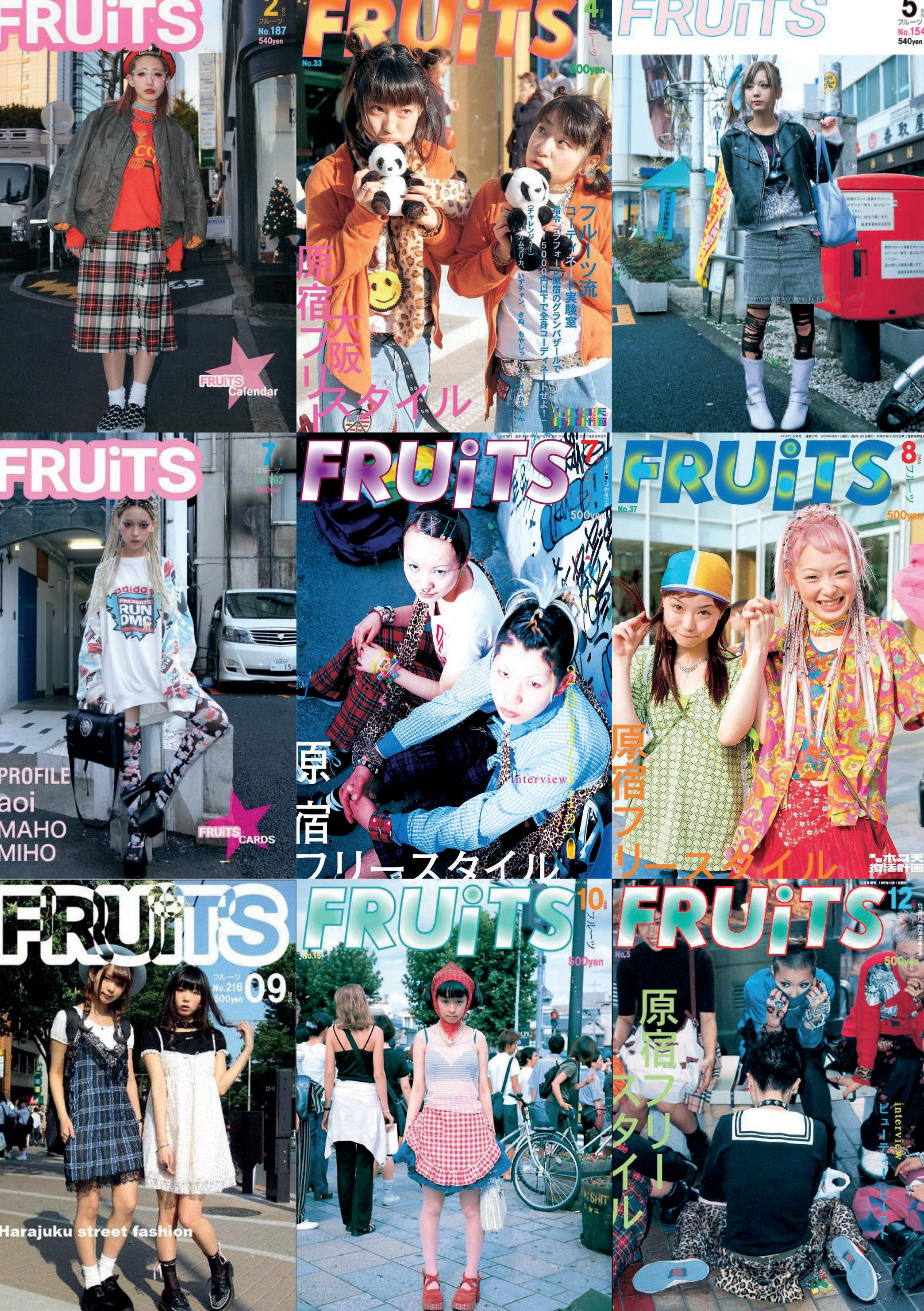 Page 58 of FRUiTS & Fashion
