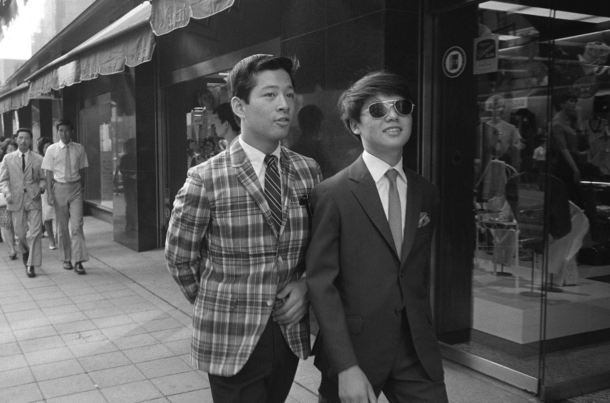 Page 60 of Young & Free: Tokyo's Subcultures