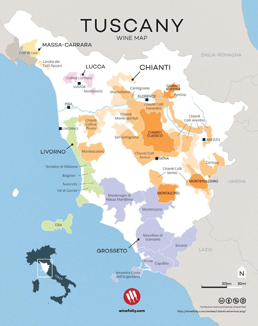 Page 12 of We nemen je mee naar... Toscane