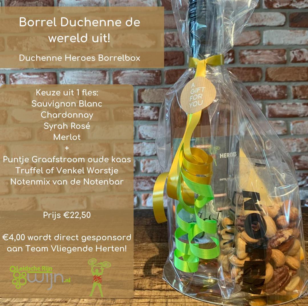 Page 10 of Duchenne Heroes Borrel Box