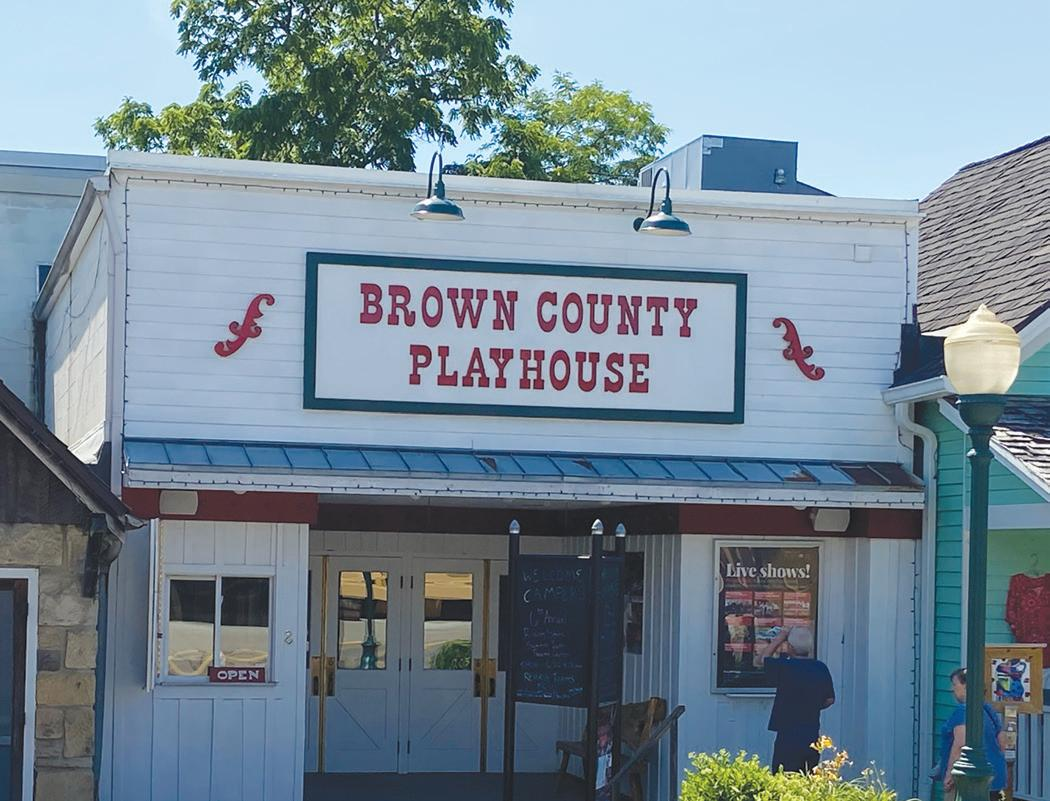 story from: July/August 2021 OUR BROWN COUNTY