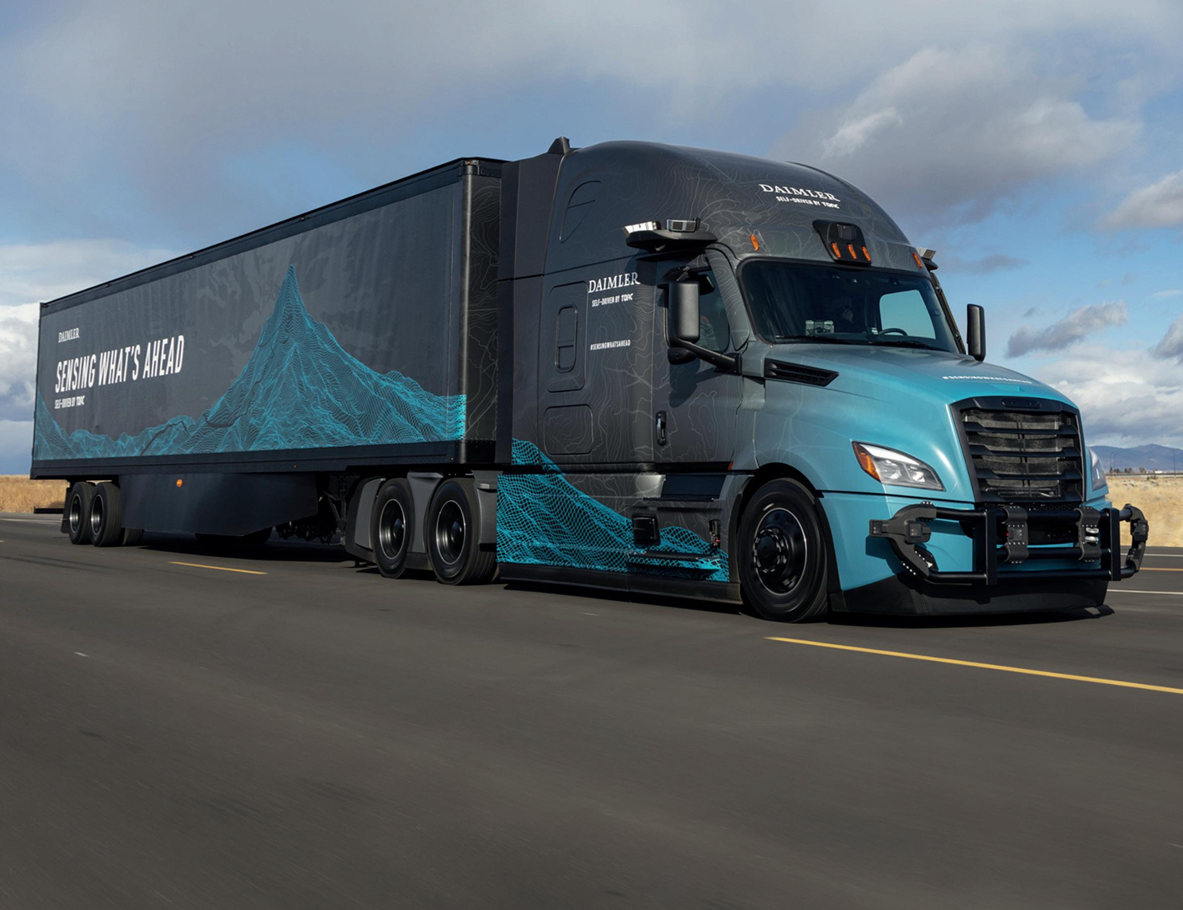 Page 32 of Focus • Le camion autonome, technologie de pointe
