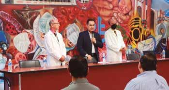 Page 15 of Rinde protesta Alfredo Contreras como titular del CIDOCS