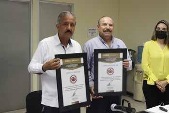 Page 36 of JAPAC recibe certificadosde Calidad Ambiental