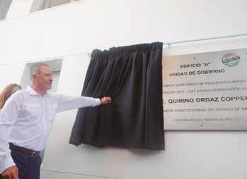 Page 2 of Quirino inaugura nuevo edificio de Gobierno del Estado