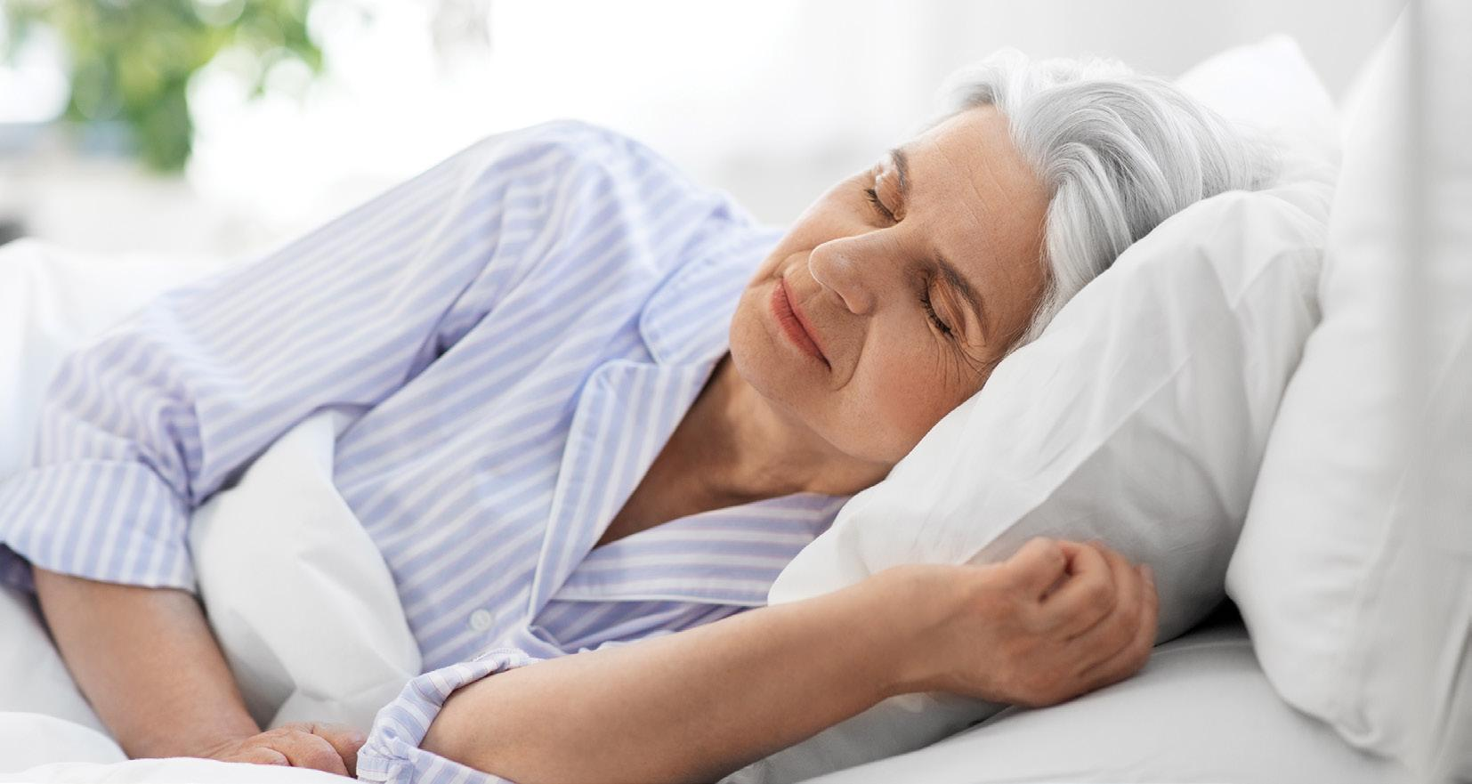 Page 20 of THE EFFECTS OF AGING ON SLEEP