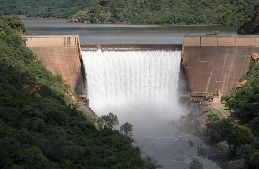 Page 16 of National siltation programme to preserve SA's large dams