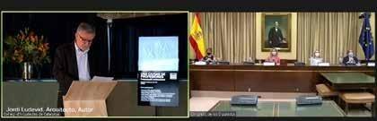 Page 9 of El Congreso de los Diputados acoge la presentación del libro de Jordi Ludevid 'Una ciudad de profesiones'