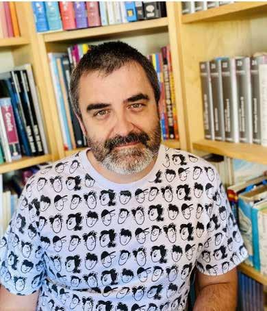 Page 54 of Entrevista a Pedro Cifuentes, profesor de secundaria y autor del cómic ¡Vaya siglo nos espera