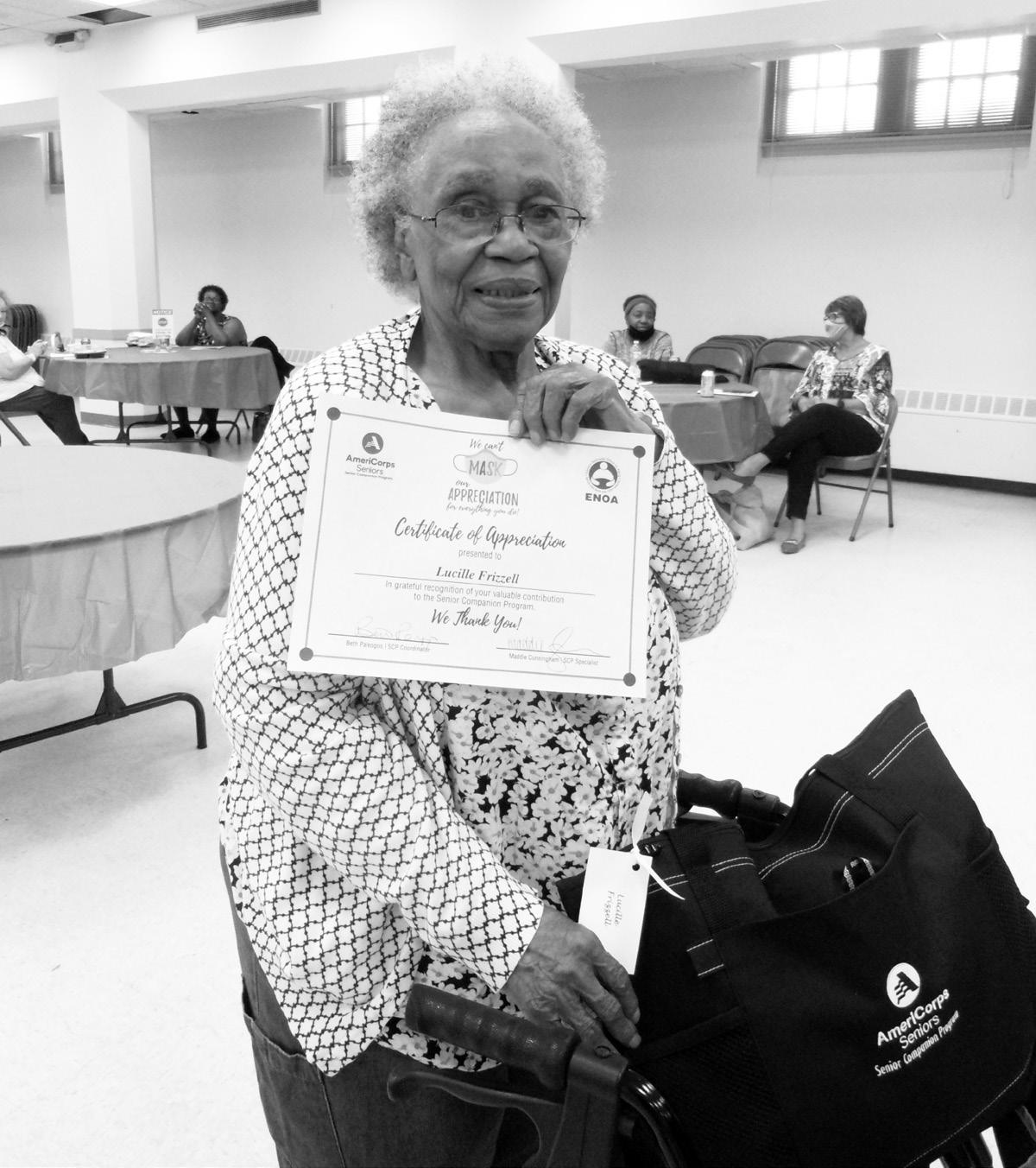 Page 10 of Luncheons honor Senior Companions