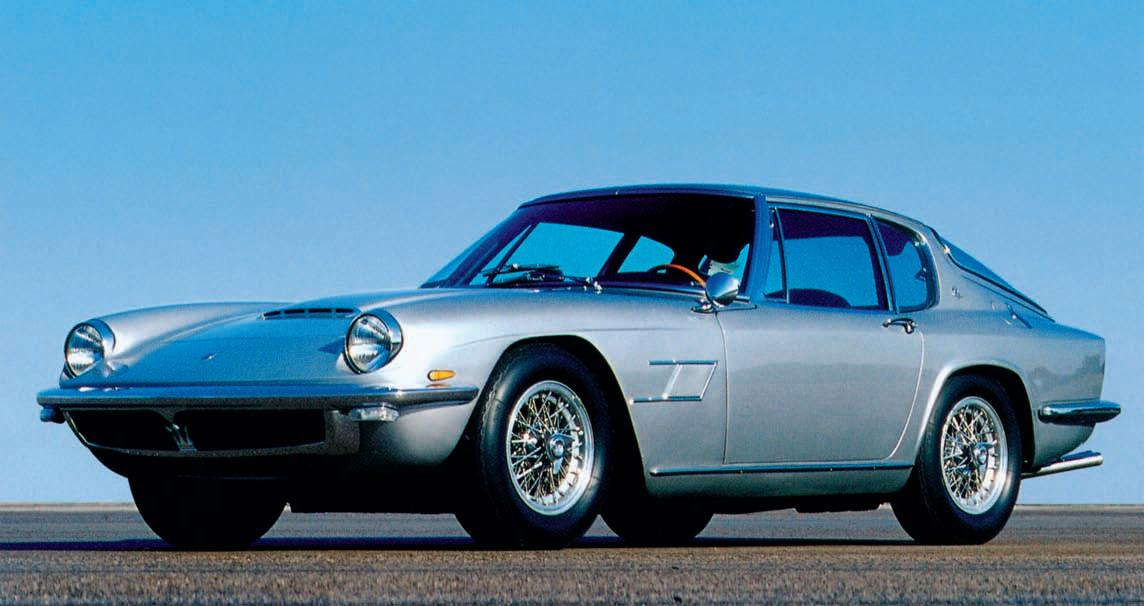 Page 46 of MASERATI Mistral (1963 – 1969)������������