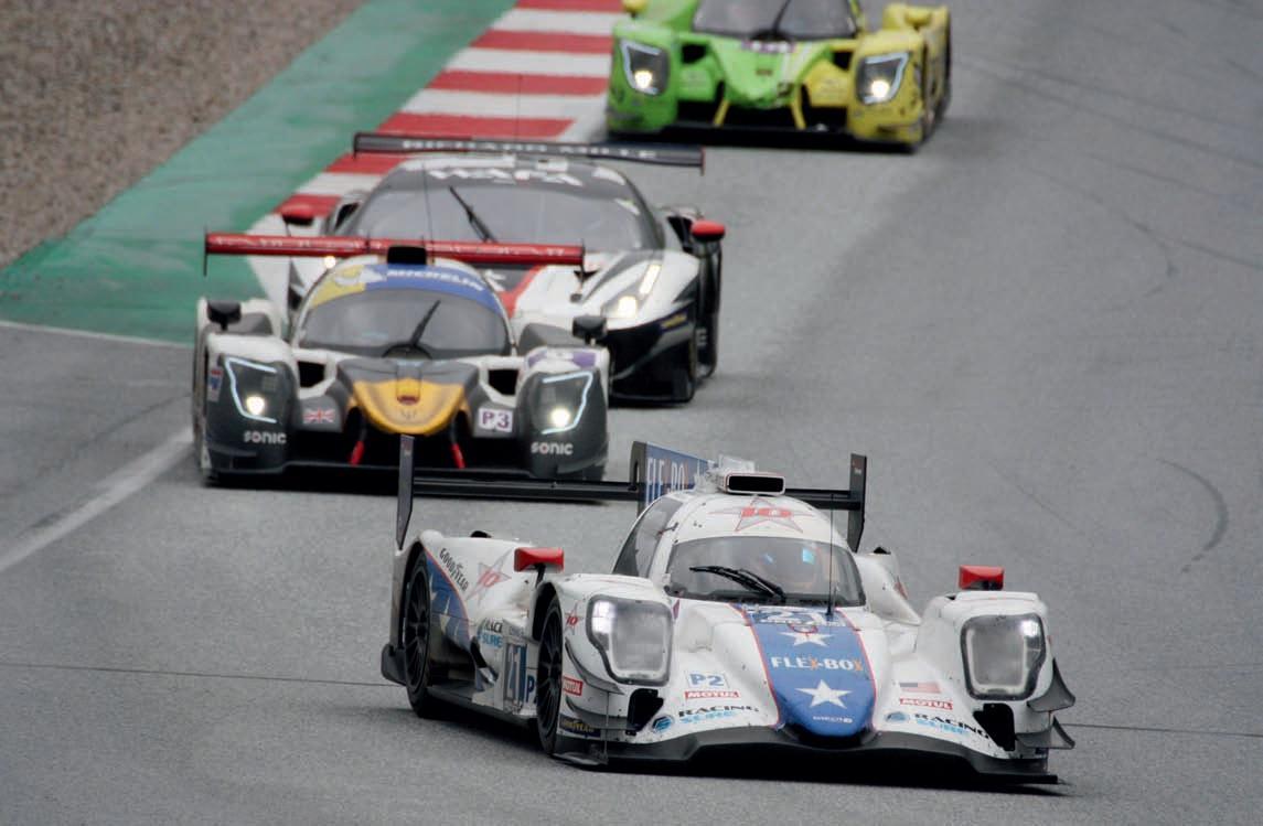 Page 32 of European Le Mans Series 2021 ��������������