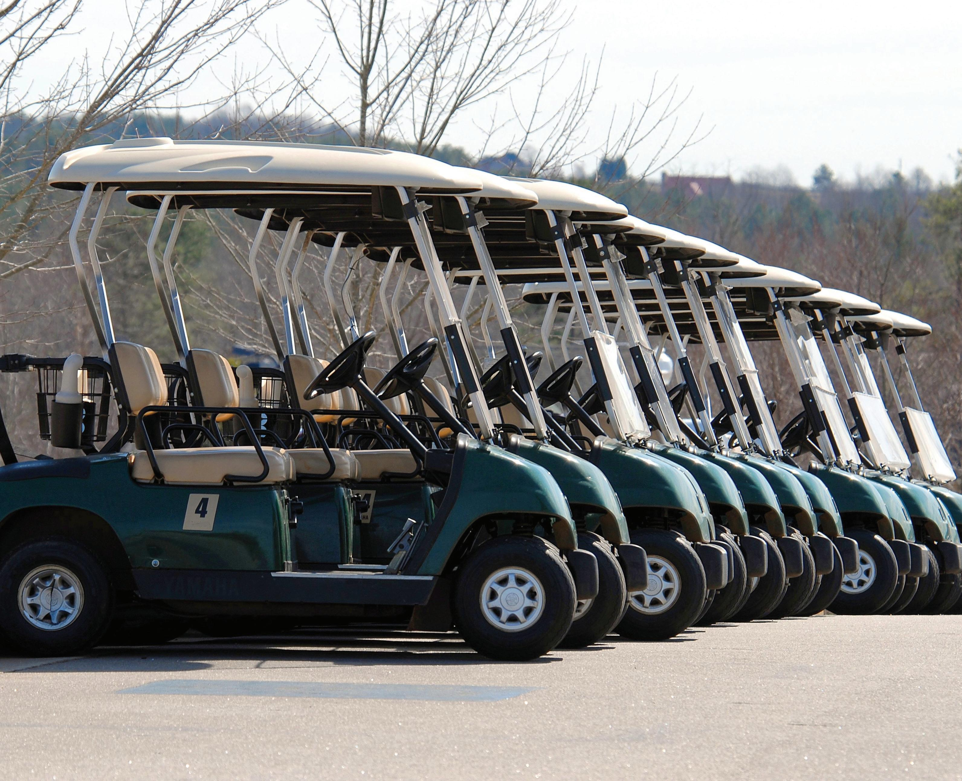 Page 42 of TOP 10 GOLF CART SAFETY TIPS
