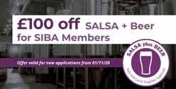 Page 20 of SIBA membership update