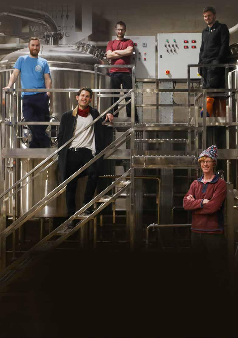 Page 44 of Business profile Vault City's Steve Smith-Hay on growing a successful brewery out of his own back room