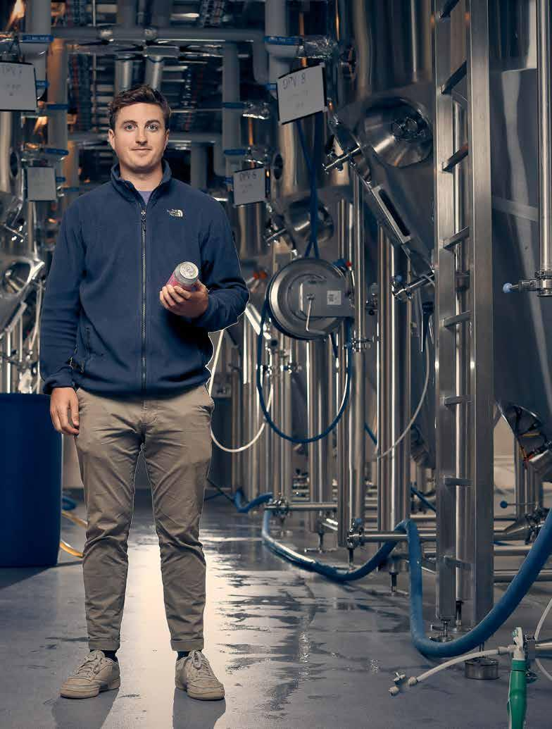 Page 24 of Business profile We meet Theo Freyne from Deya Brewing