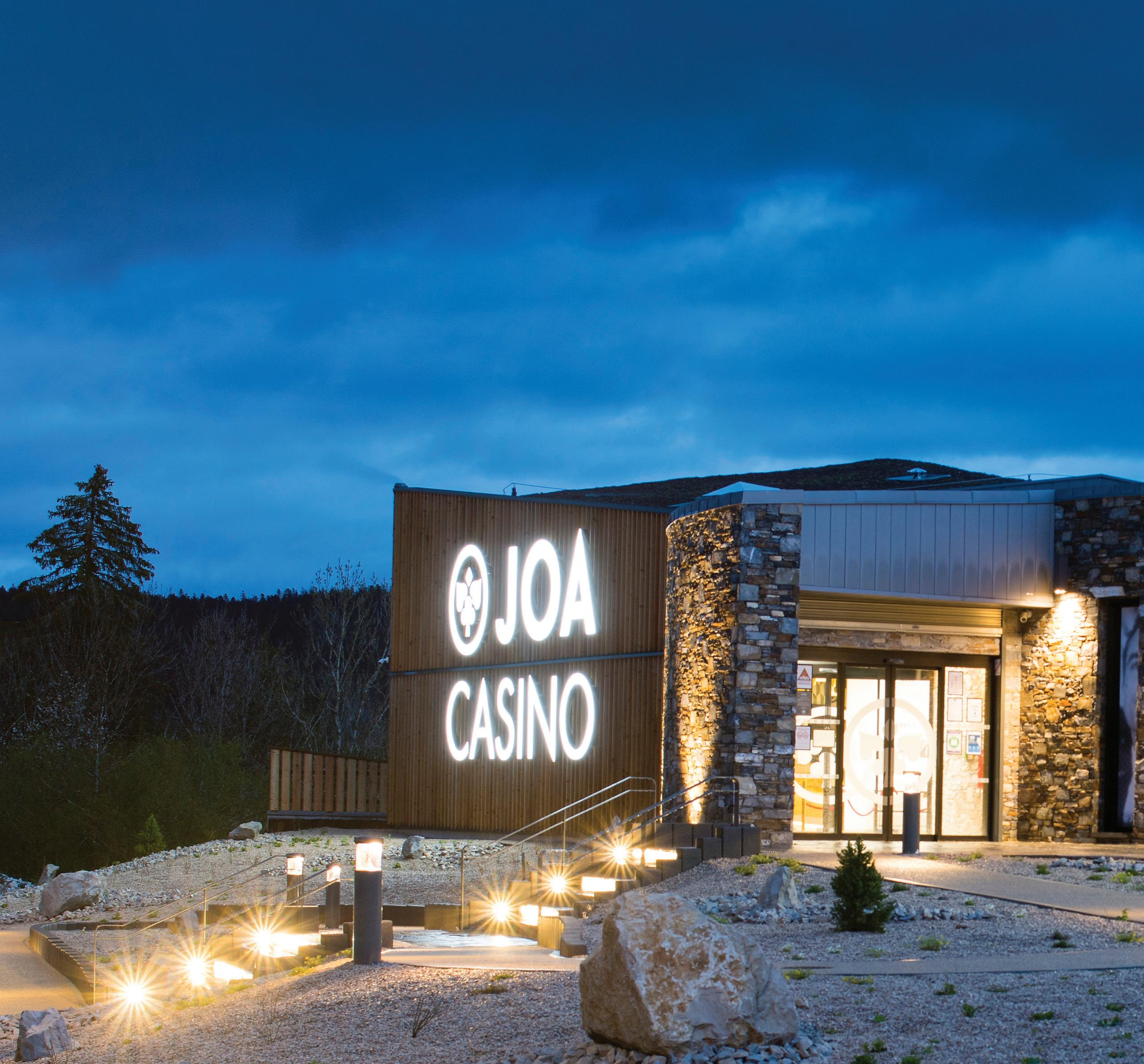 Page 28 of A 33rd Casino for the JOA Group in the Heart of Haut-Jura