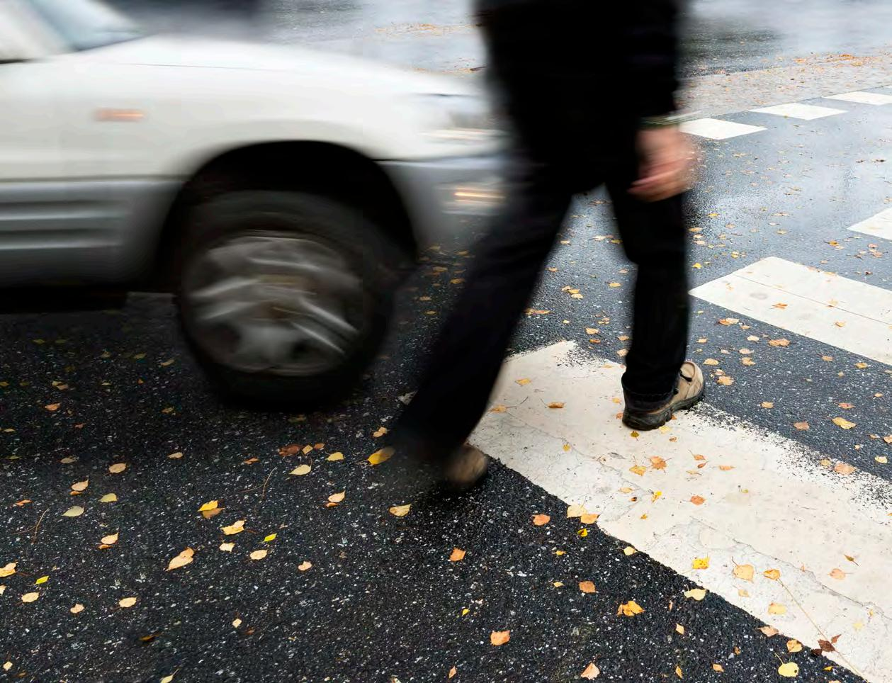 Page 20 of What to Know About Pedestrian-Related Traffic Accidents