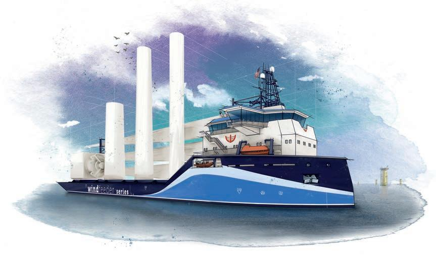 Page 34 of Offshore wind feeder vessel design