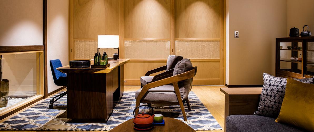 Page 13 of The Spa by HARNN at Hotel Indigo Hakone Gora