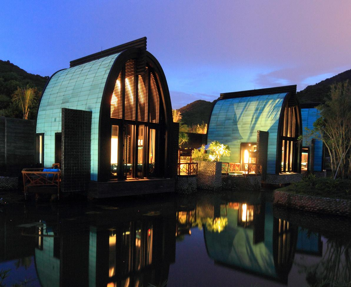 Page 4 of HARNN Heritage Spa at InterContinental ® Danang Sun Peninsula Resort