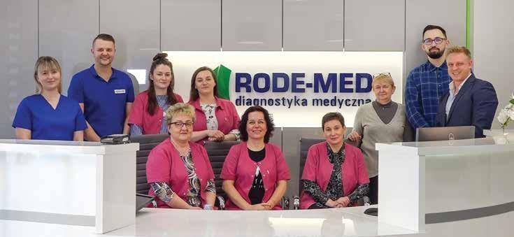 Page 14 of W Białymstoku powstało Centrum Diagnostyki Medycznej Rode-Med .................. str