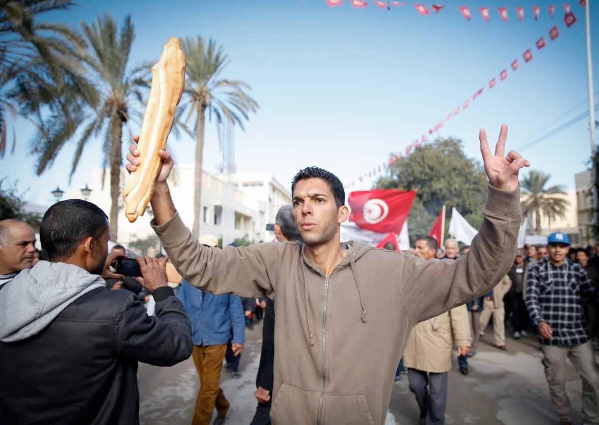 Page 12 of La Tunisie à la croisée des chemins