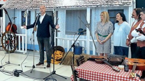 Page 10 of Kapija uspeha Privredne komore Vojvodine za najbolje u turizmu i ugostiteljstvu ........................... 8,9 Turistička organizacija Vojvodine spremno dočekuje letnju sezonu