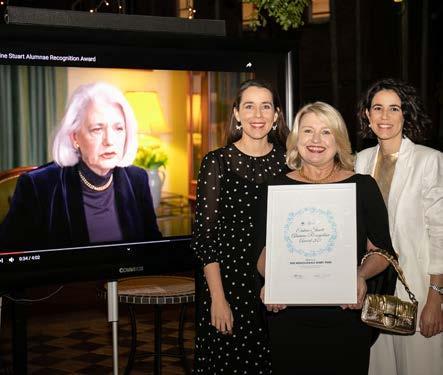 Page 25 of Erskine Stuart Alumnae Recognition Awards