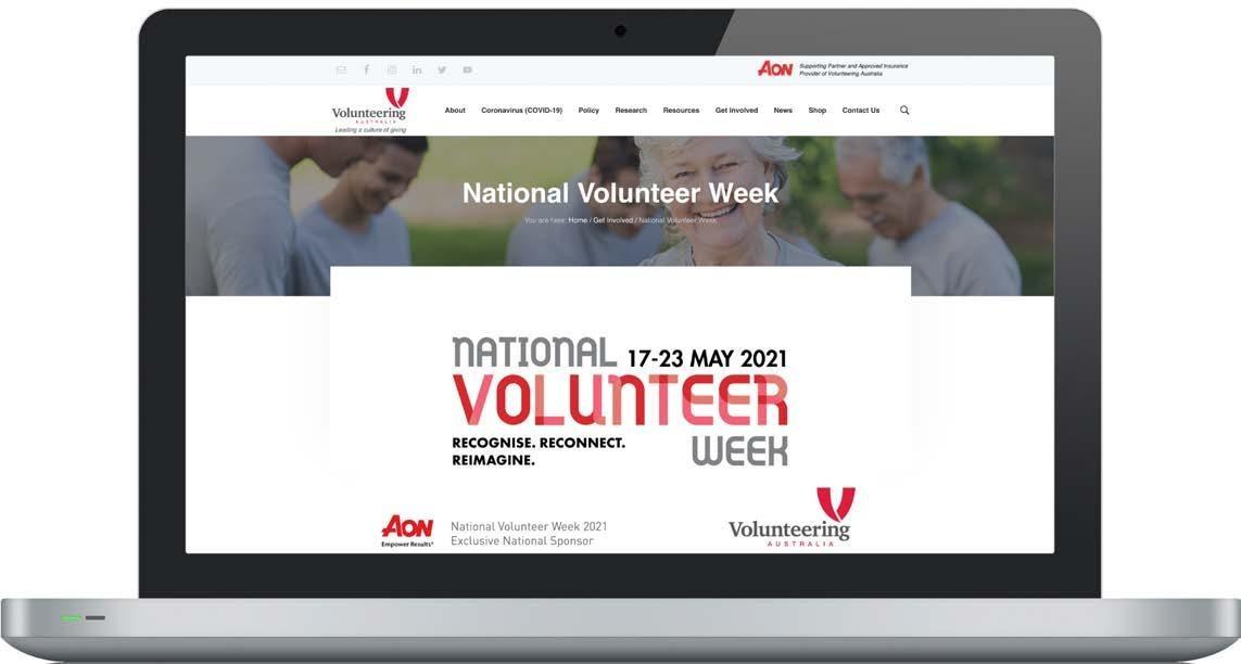 Page 10 of National Volunteer Week