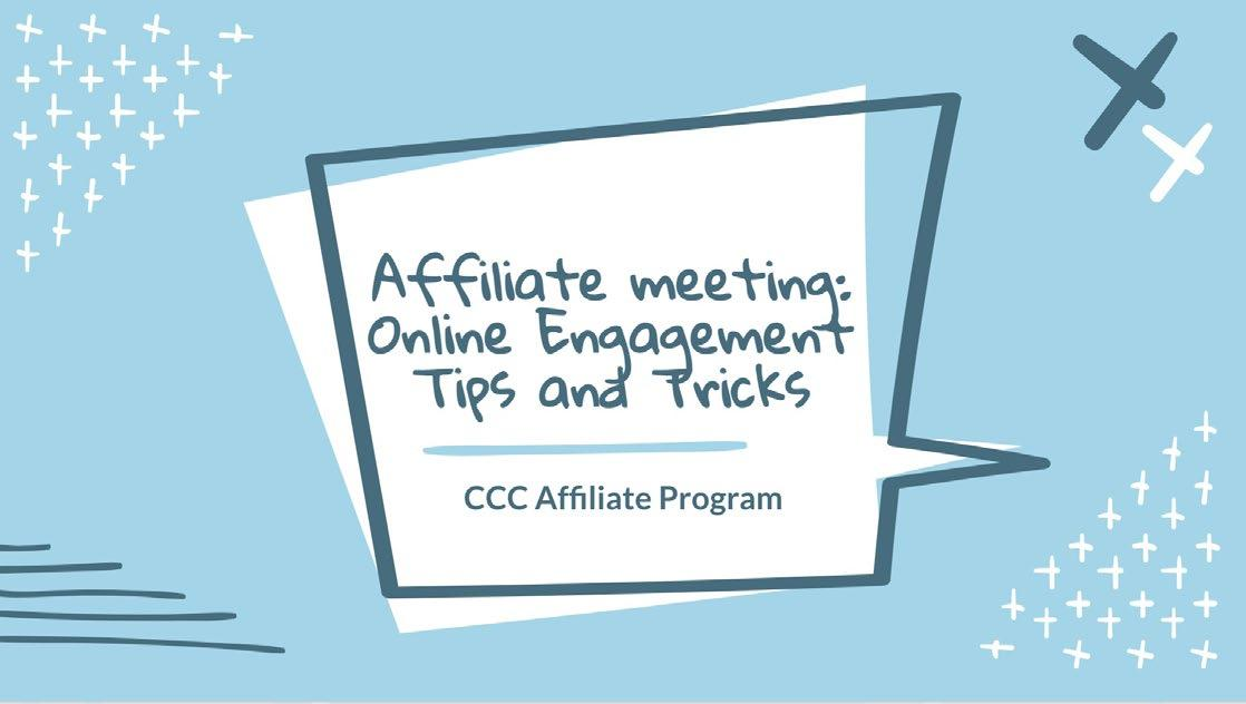Page 5 of Affiliates Program and Student Leadership