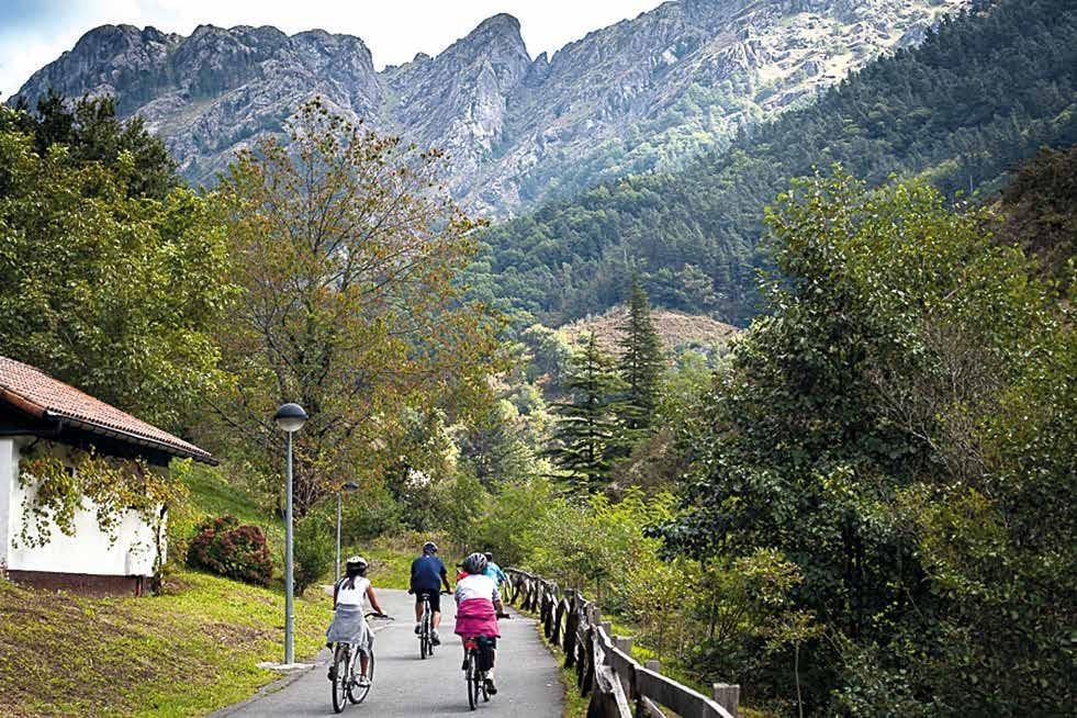 Page 20 of Vía verde de Arditurri en Oiartzun, pura naturaleza a un paso de San Sebastián