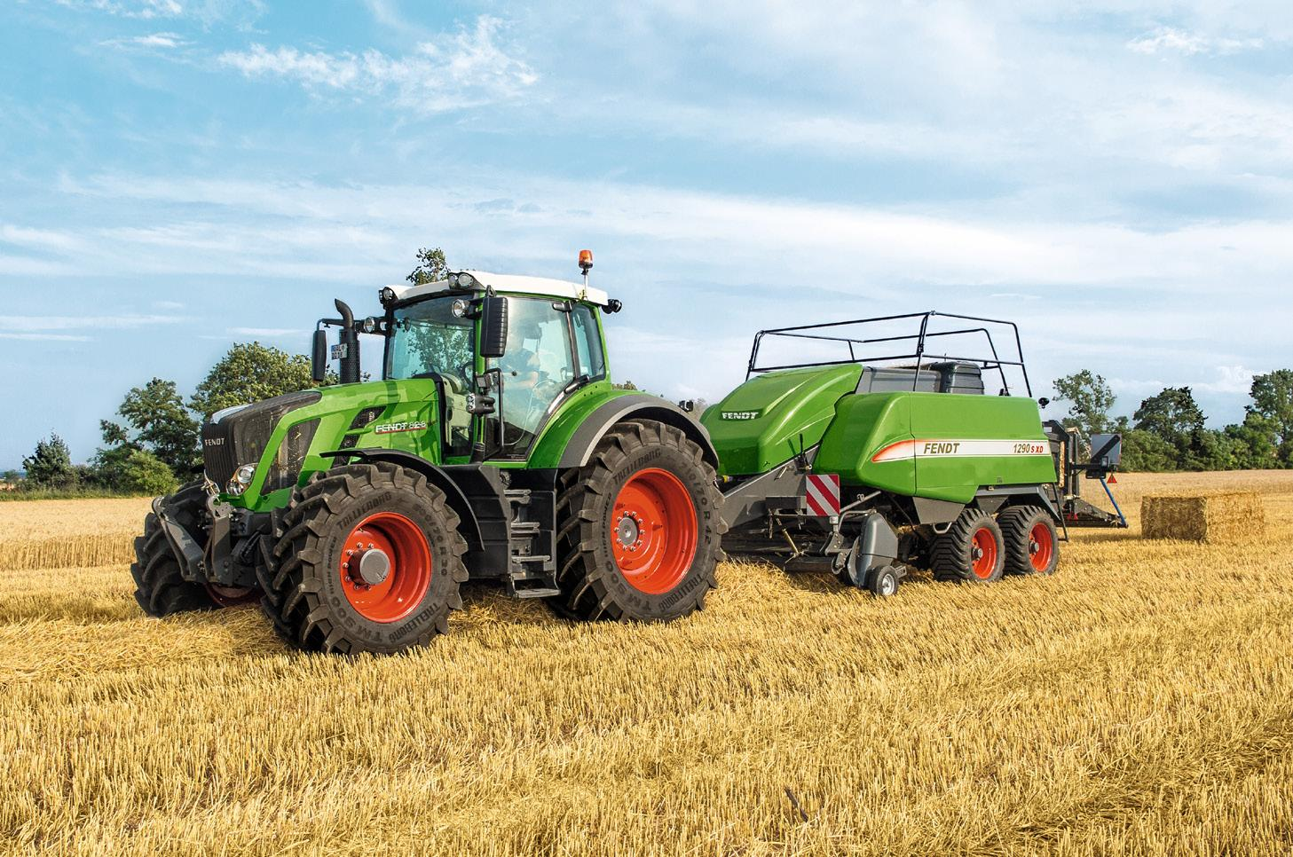 Page 28 of 28. Fendt Square Balers