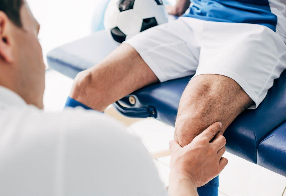 Page 32 of Spezialfall: Kommunikation mit verletzten Sportlern
