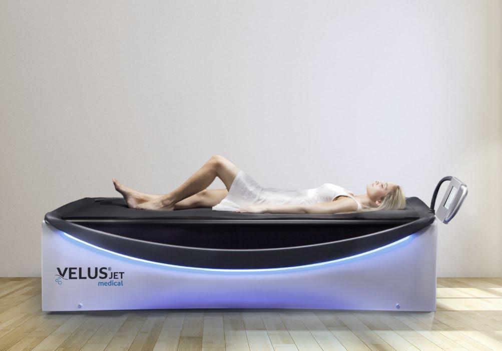 Page 64 of Individuelle und flexible Aufwassermassage mit dem VelusJet®
