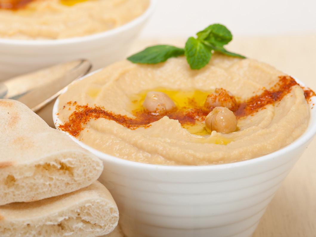 Page 31 of Receta - Hummus con Pimientos Morrones