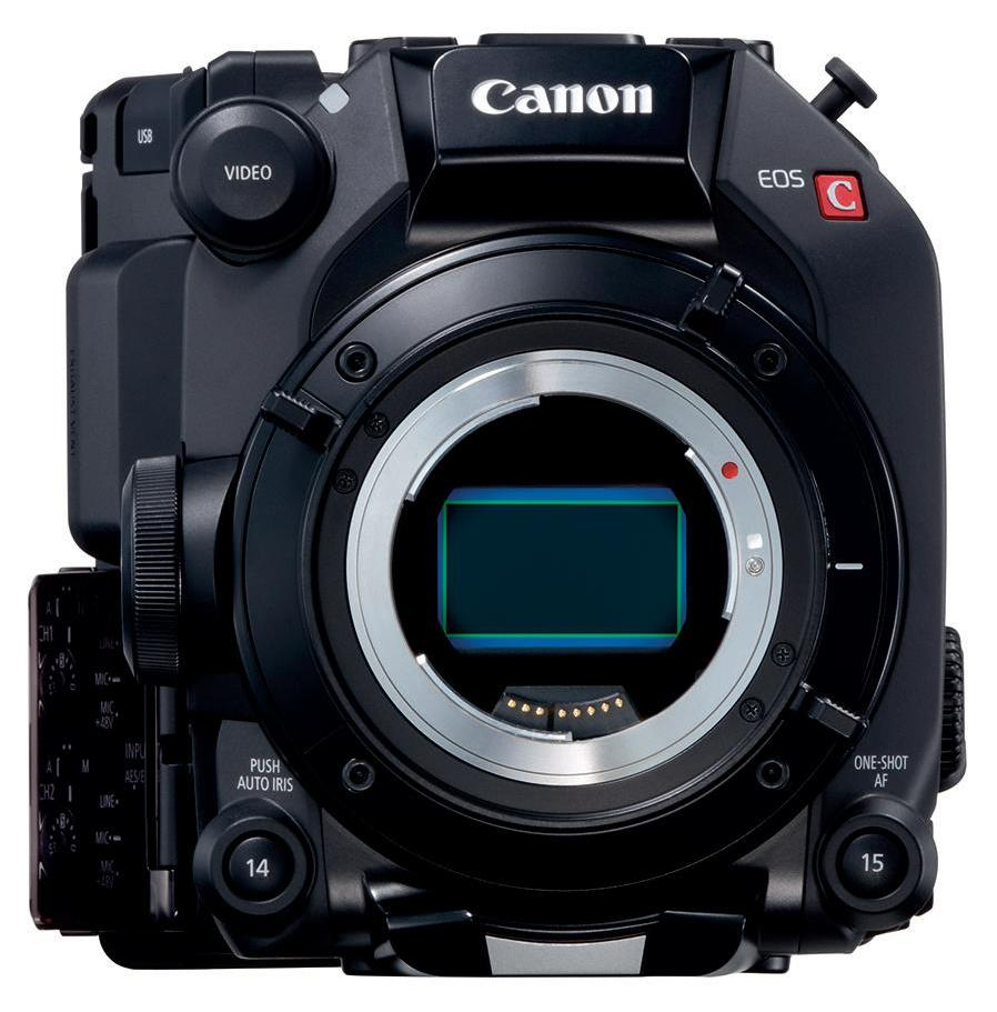 Page 62 of Test Zone: Canon EOS C500 MKII