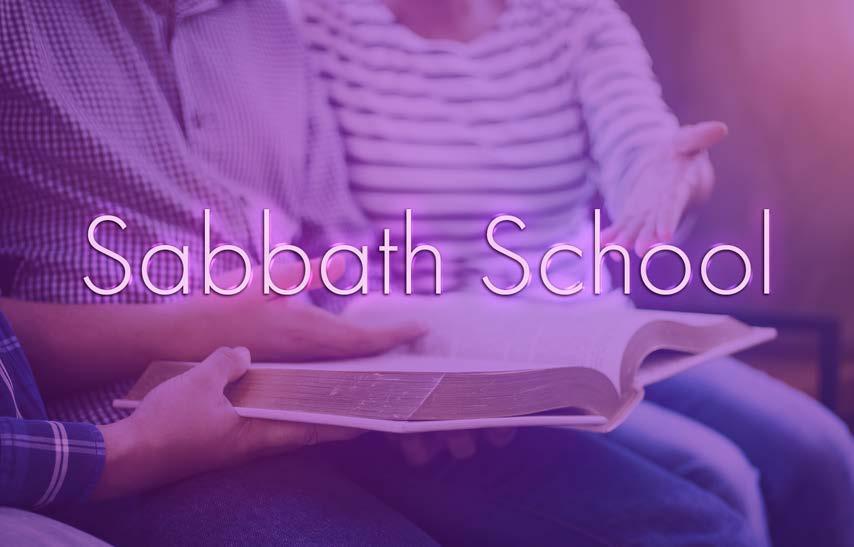 Page 12 of Sabbath Morning Live Hosts/Sabbath School/ Lesson Study Presenters