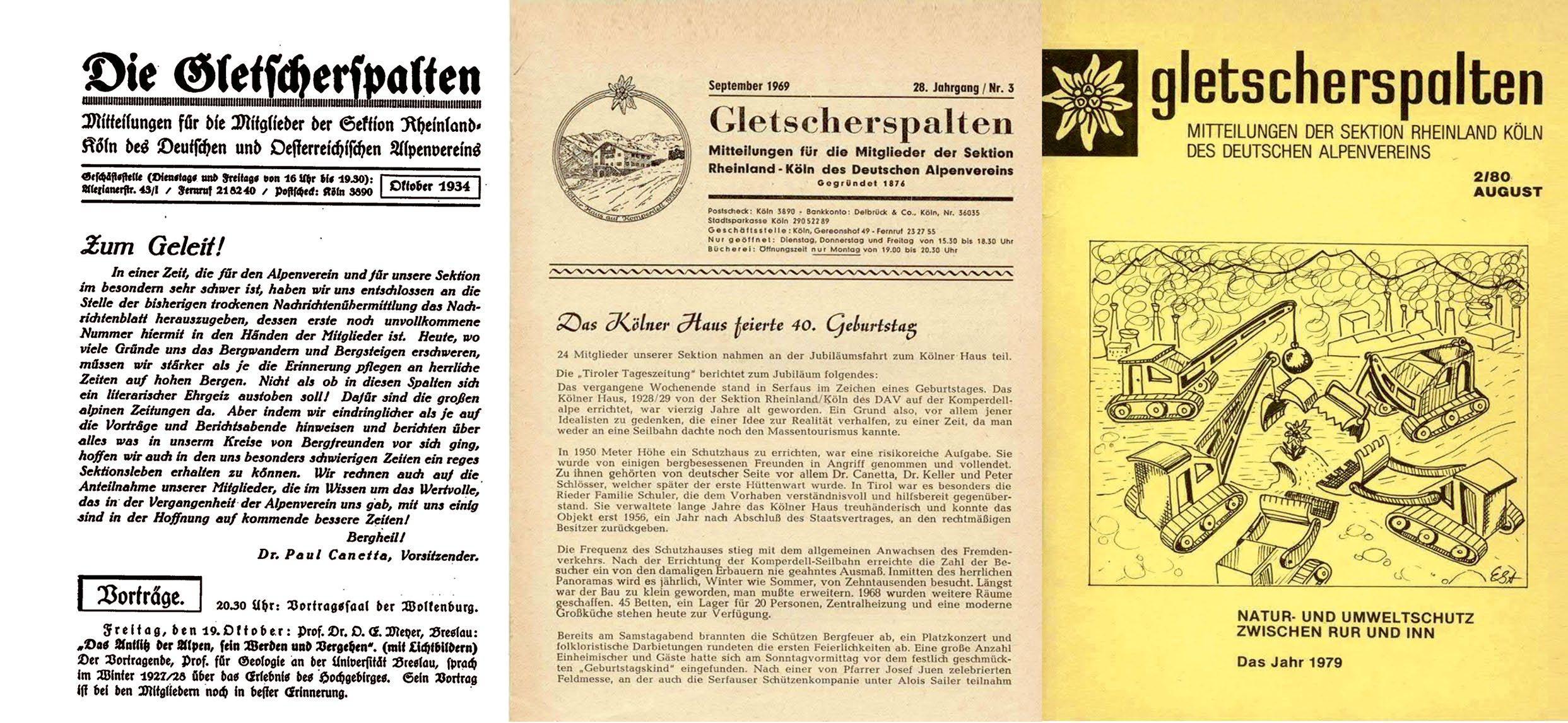 Page 4 of Vom Blättchen zur Zeitschrift