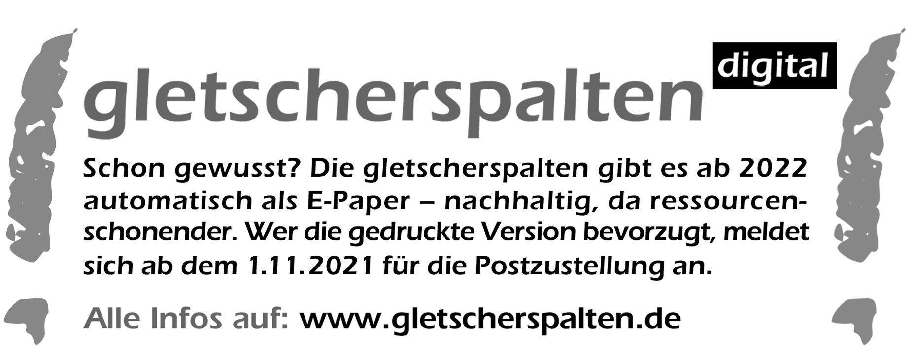 Page 26 of gletscherspalten digital