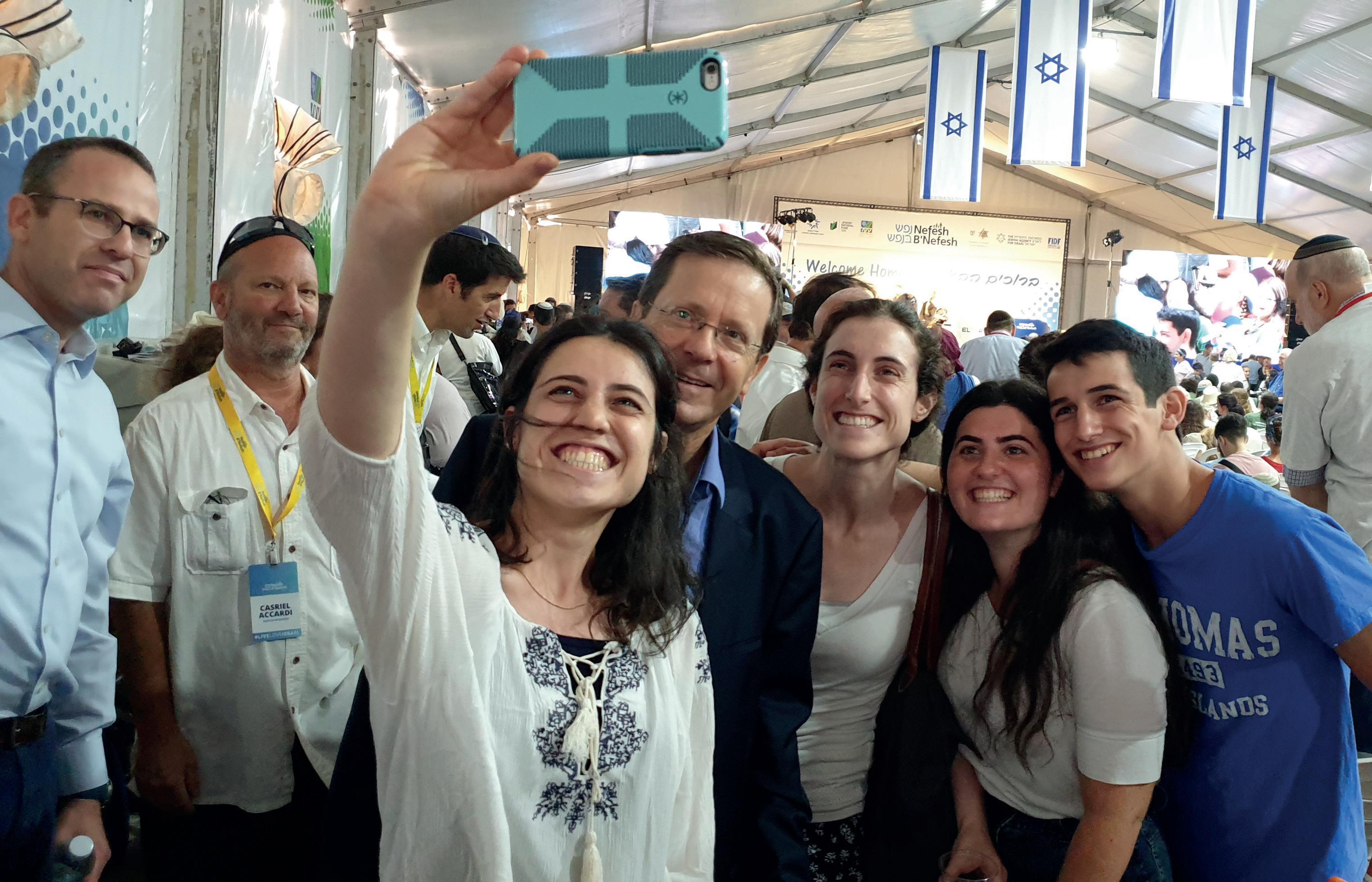 Page 5 of Israel får ny præsident side